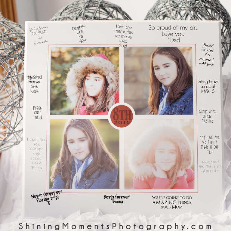 SMP-featured-product, signing-board, graduation-sign