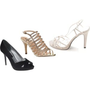 Prom Shoes | Stepping Out + Stepping Up
