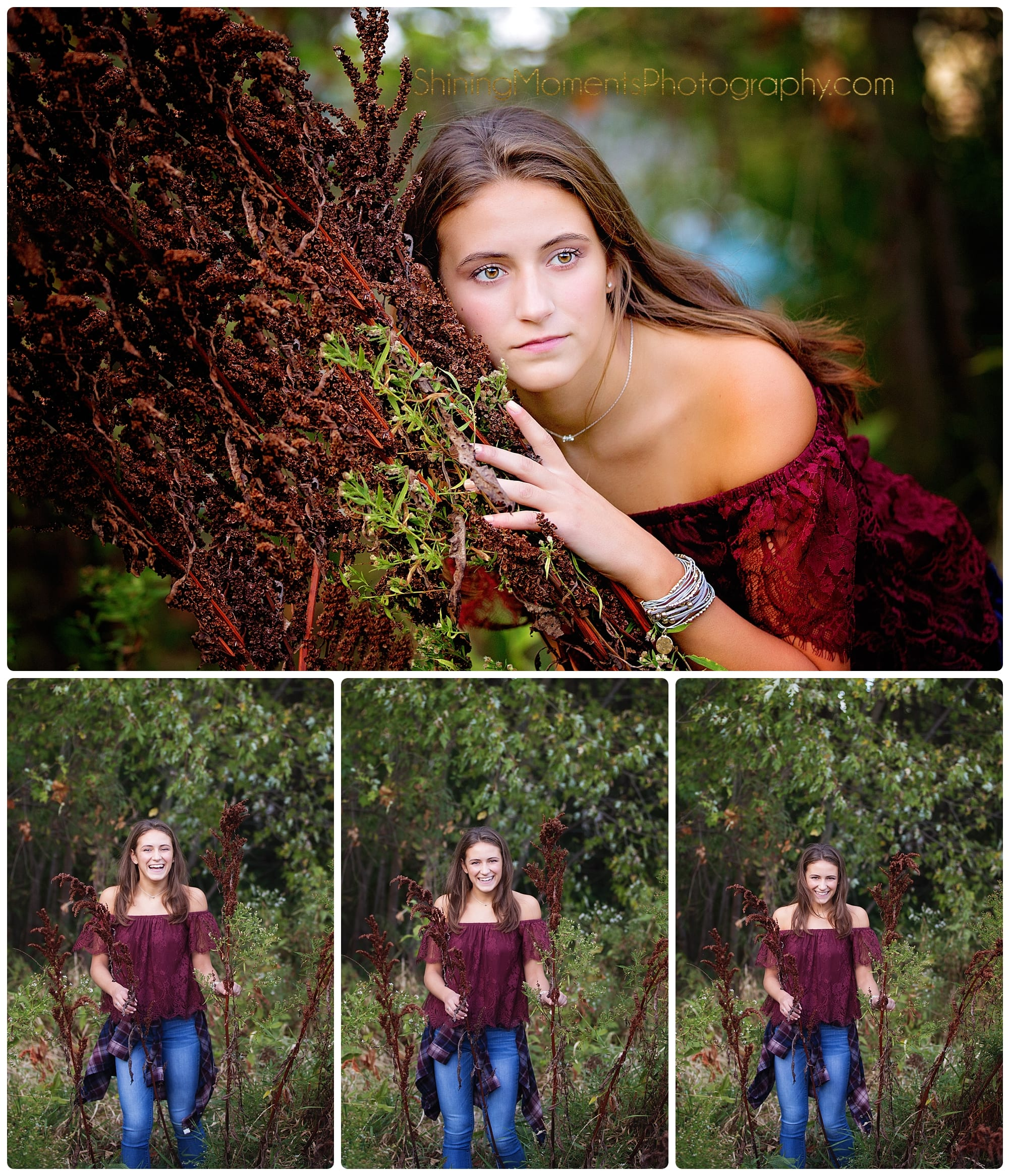 Senior Session | Sycamore Senior Photography