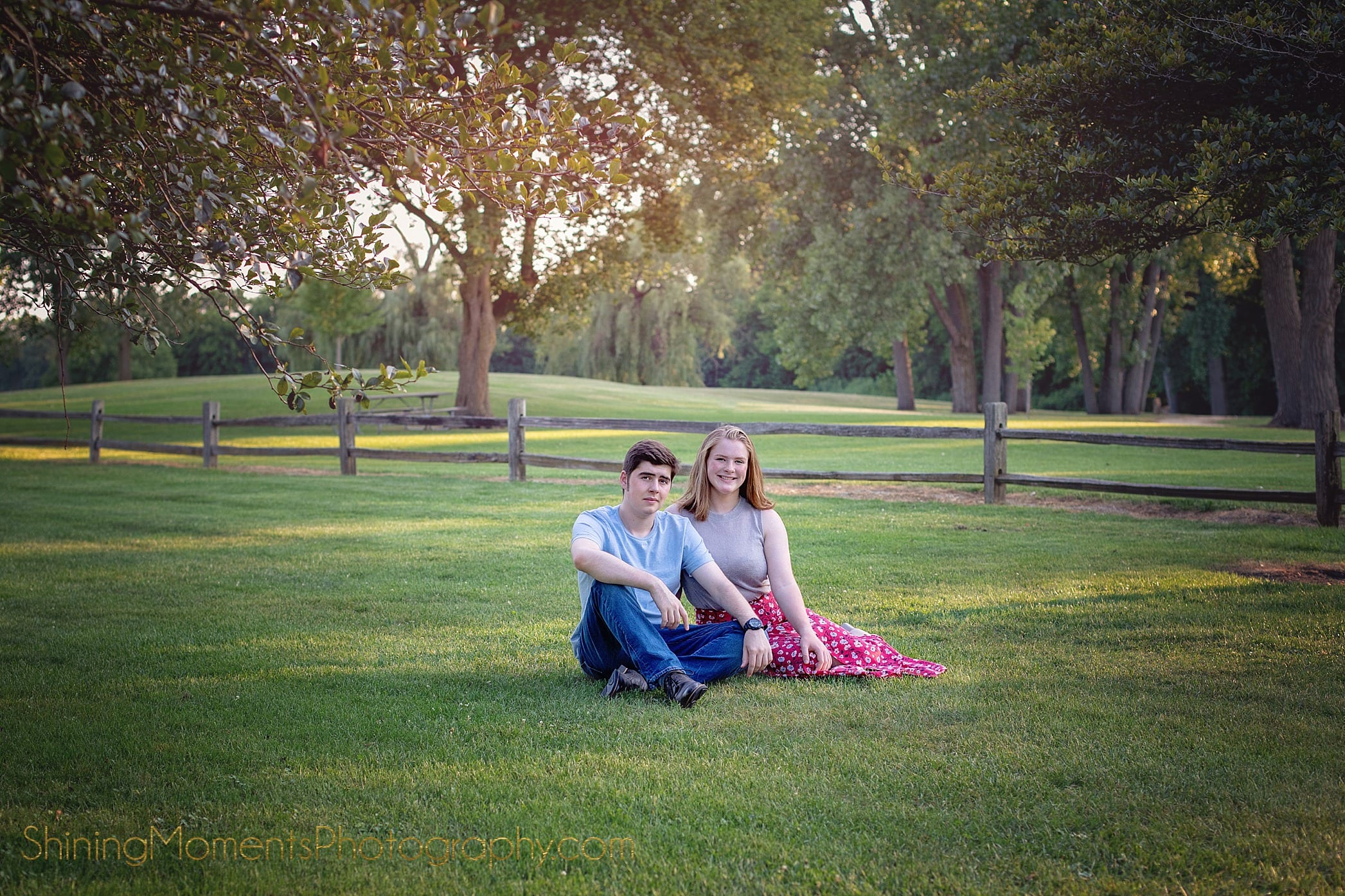 Family Portraits | Teen Style | St Charles IL
