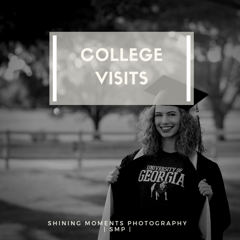 tips, college-visit, college-tips, shining-moments-photography
