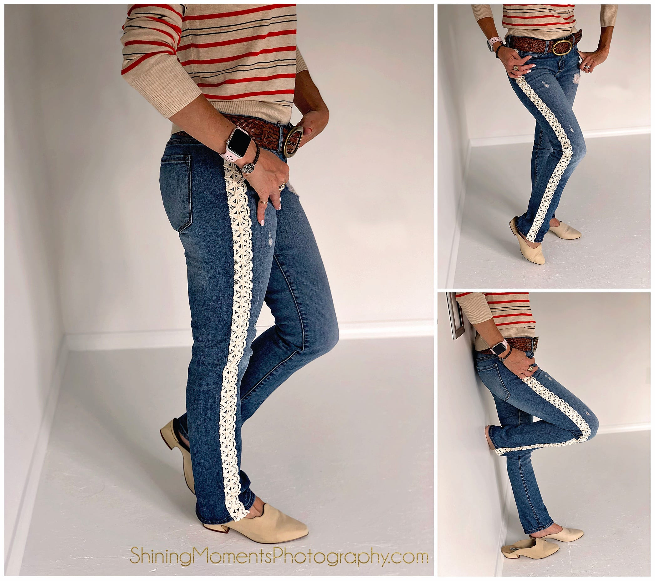 New Jeans – DIY Style