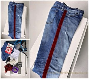 DIY, jeans, fall-fashion, style, SMP, senior-photographer