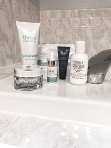 skincare, cleansers, masks