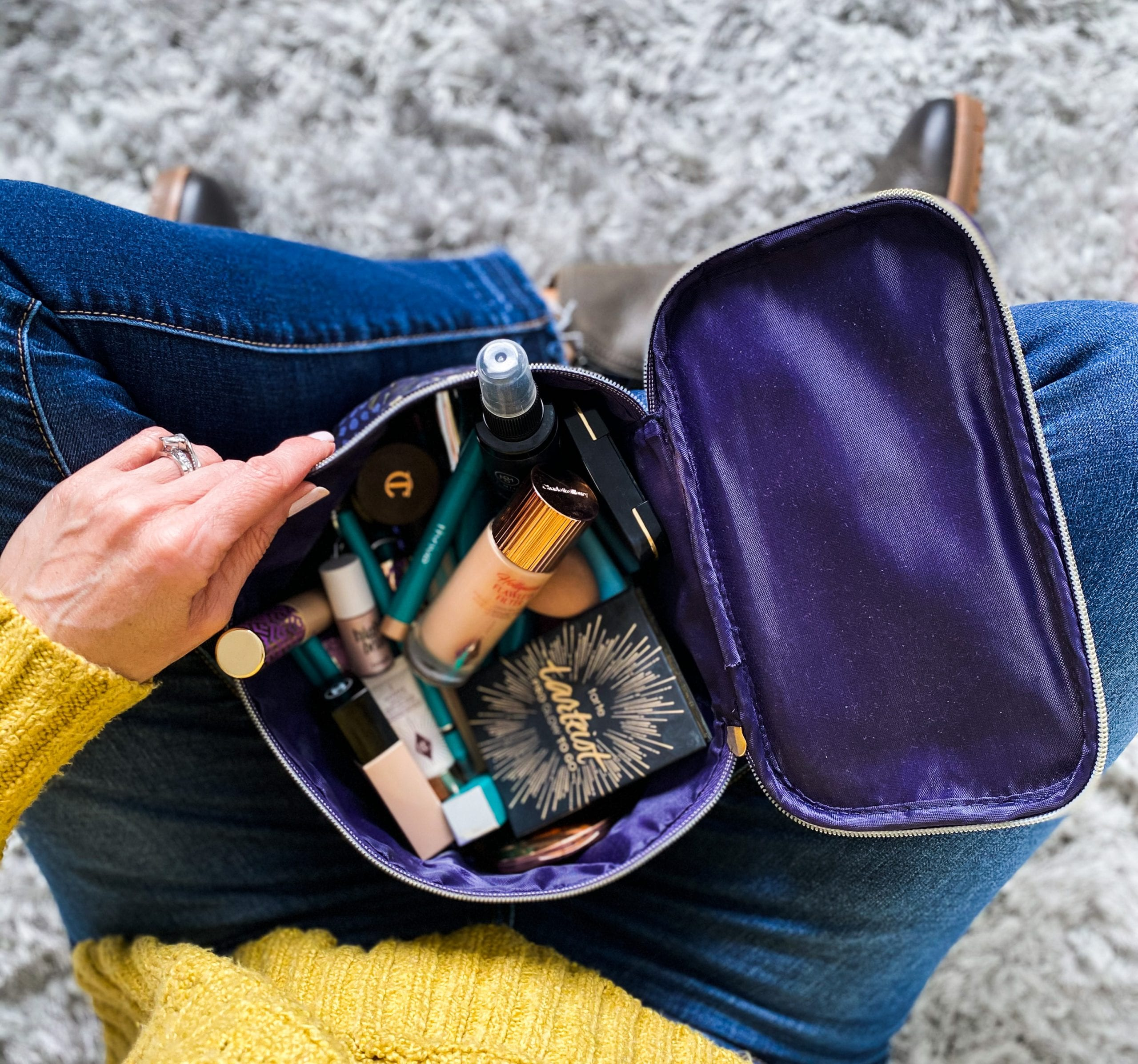 The Four Fixes For Makeup over 40 {ish}