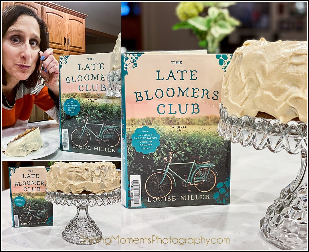 SMP, cake, late-bloomers-club, sycamore-library